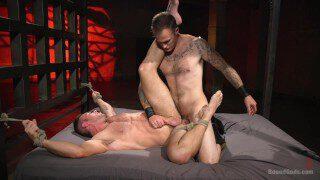 Bound Gods: New Stud, Alex Mecum, Takes Extreme Torment